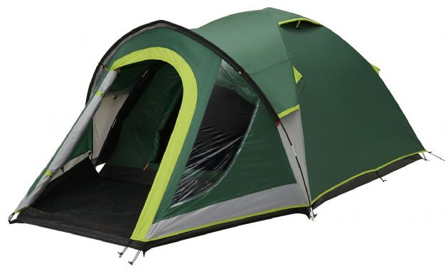 Coleman Kobuk Valley 4 Plus Family Camping Tent - Grasshopper Leisure